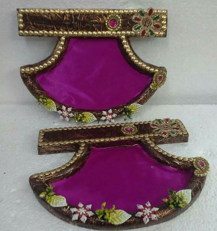 Tray decoration
