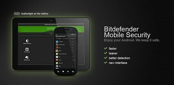 Bitdefender Mobile Security Antivirus Premium mod Apk Full