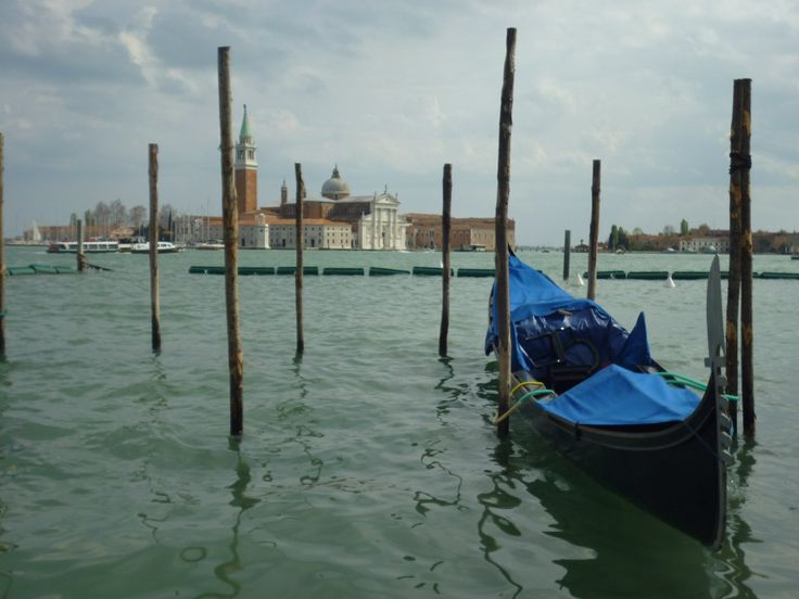 Венеция в апреле