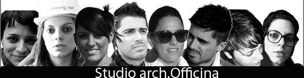 Lo studio arch.Officina è l´officina della progettazione architettonica, design e ricerca di tecnologie che si muove verso e con la natura.