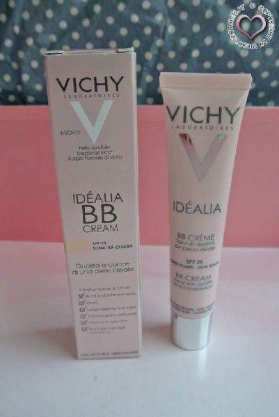 Vichy Idéalia BB Cream - Ich bin ja wirklich ein großer Fan von BB Creams. Seit es diese Blemish Balm Lösungen am Markt gibt, habe ich sämtliche Make-ups aus meinem Schminktäschchen verbannt und benutze nur mehr diese viel leichteren Varianten für die Grundierung in meinem Gesicht. Für The Lipstick habe ich die... - http://www.vickyliebtdich.at/vichy-idealia-bb-cream/