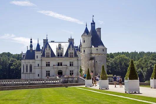 El Valle del Loira: una ruta entre Castillos