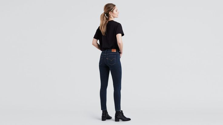 Women everywhere have fallen in love. Now it's your turn. Our brand new 720 Hypersoft High Rise Super Skinny Jeans are made with an innovative blend of super-soft Tencel® Lyocell that stretches, sculpts and molds to your body. With built-in recovery, these jeans keep their shape and keep you feeling amazing.