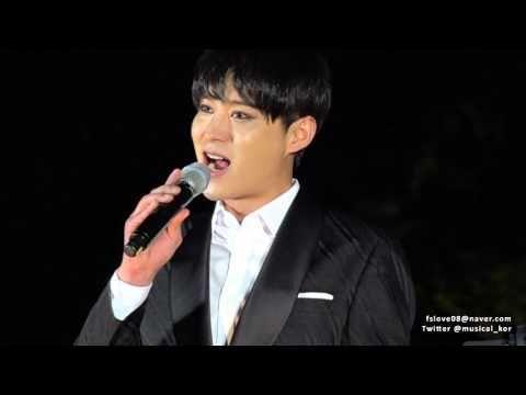 151031 _ 정동야행 _ 프랑켄슈타인 갈라쇼 _ 후회 (전동석) - YouTube