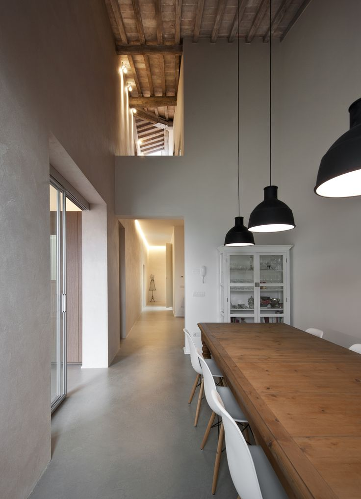 Apartment in Siena / CMTArchitects