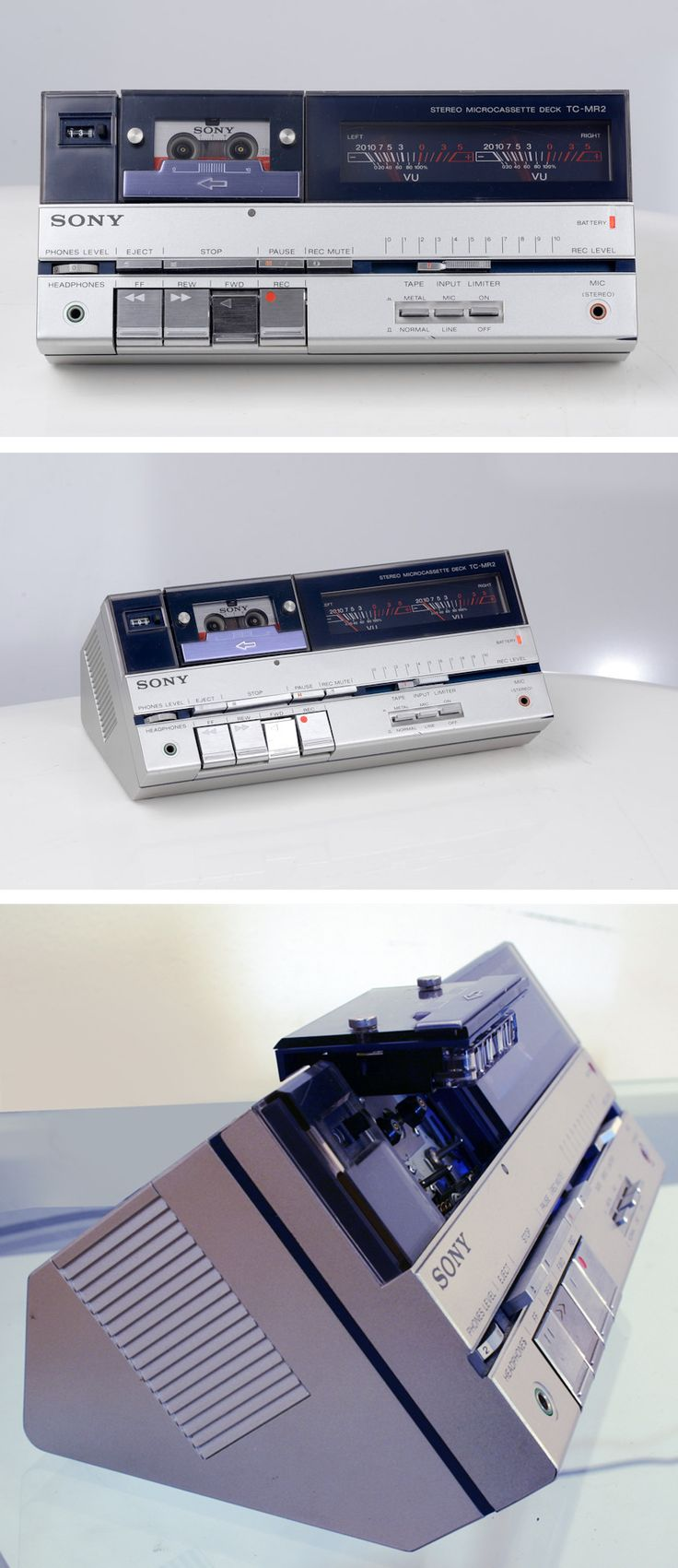 Sony TC-MR2 (1982)