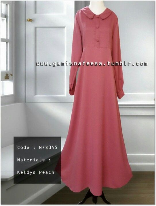 Jubah dress.