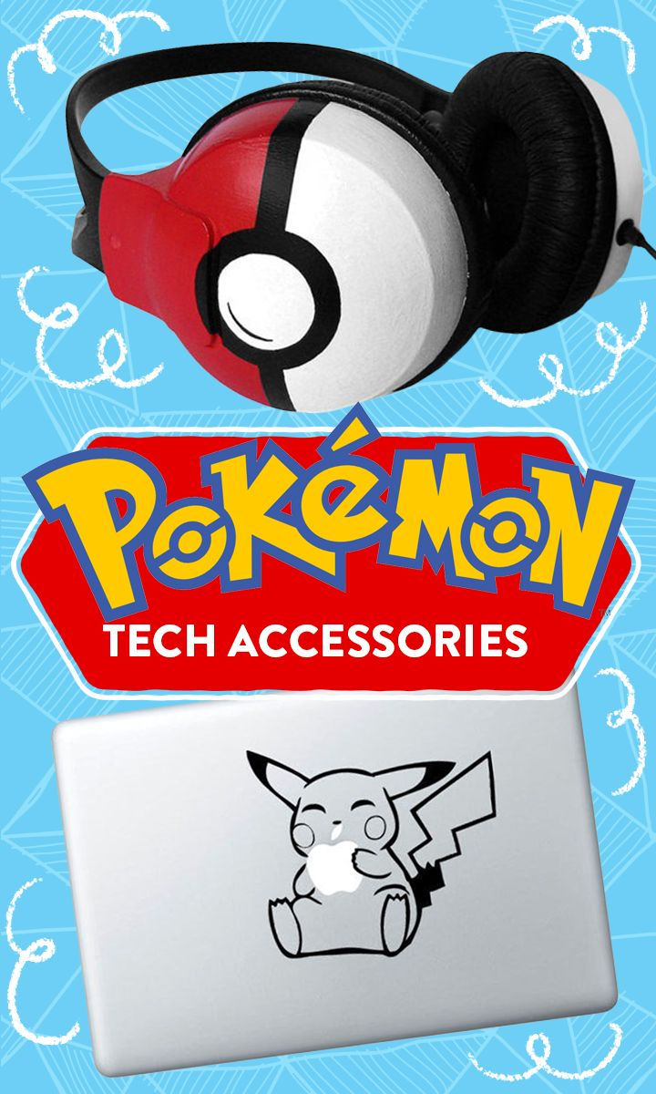 These Etsy accessories are perfect for any Pokemon lovers