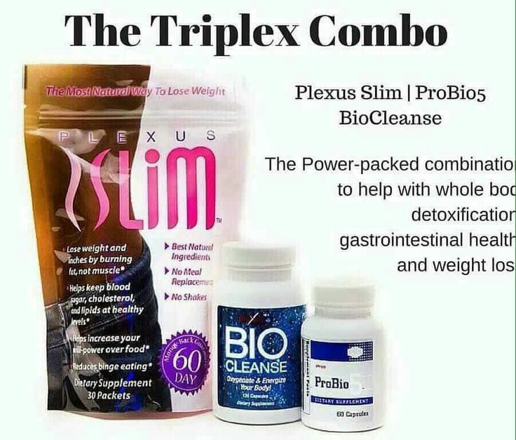 Plexus has put its Plexus slim and TriPlex Combo(Plexus Slim, Probio5 and BioCleanse) through Clinical Studies and the results  are amazing....scientific proof that the Triplex Combo works to help assist in weight loss. Thanks to a recently completed double-blind, placebo-controlled, randomized 8-week trial with 196 participants. I'm super proud to stand behind this company!    What are the 3 prevalent health  issues in today's world that the Plexus Triplex combo takes care of: 1. Blood…
