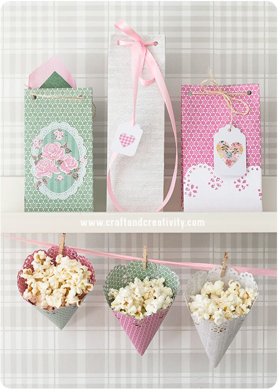 Gift bags & tags - by Craft & Creativity