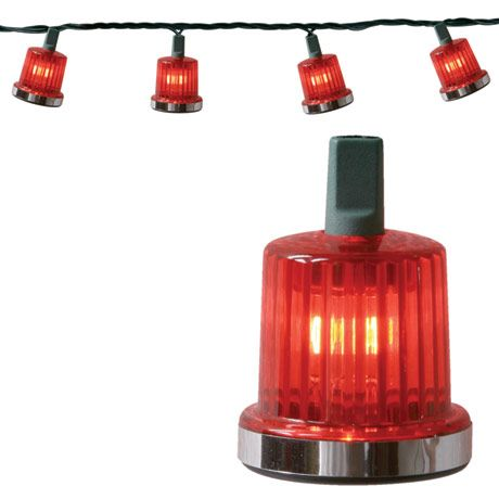 HOCKEY GOAL LIGHT - DECORATIVE PARTY STRING OF LIGHTS, What on Earth Catalog