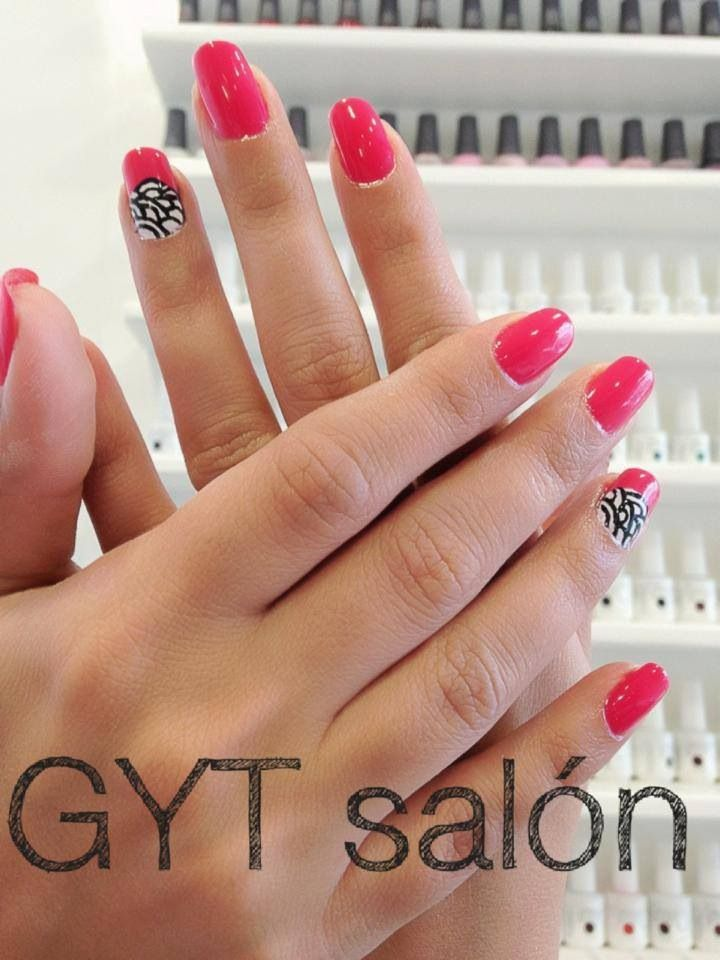 Gelish decorado