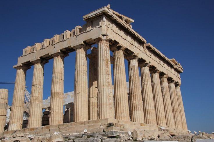 Grece - Athenes - Parthenon                                                                                                                                                      Plus