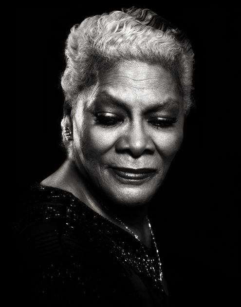 Dionne Warwick (1940) - African American singer, actress and TV-show host, who became a United Nations Global Ambassador for the Food and Agriculture Organization, and a United States Ambassador of Health. Photo by Andy Gotts MBE