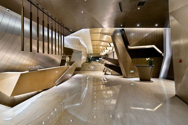 Asia Pacific Interior Design Award / Installation & Exhibition Space - City Crossing by KLID