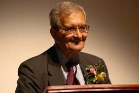 Amartya Sen Hopeful about the Upsurge of Aam Aadmi Party