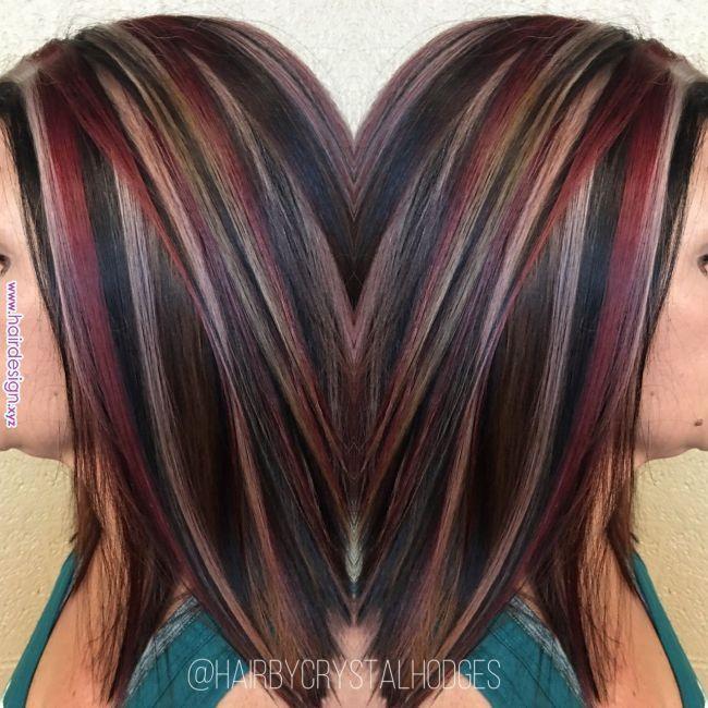 Pin By Adriana Mckenzi On Short Hairstyles In 2019 Pinterest Hair Hair Styles And Short Hair Styles Pin By A Hair Styles Cool Hair Color Cool Hairstyles