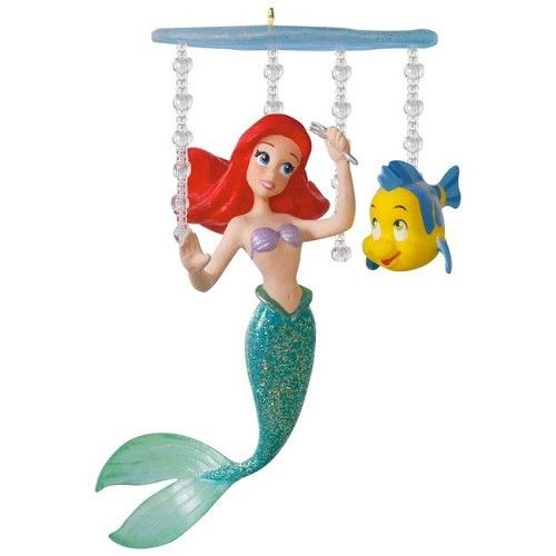 Best 25 large christmas ornaments ideas on pinterest for Ariel christmas decoration