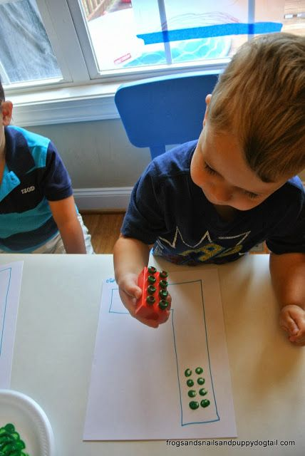 The Letter L is for Lego: craft and activities