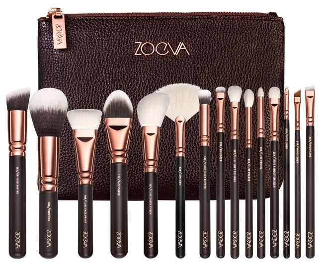 Zoeva Rose Gloden Complete Set Vol 1.