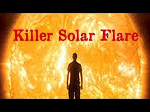 Signs in the Sun: Killer Solar Flare is Coming (Revelation 16:9)