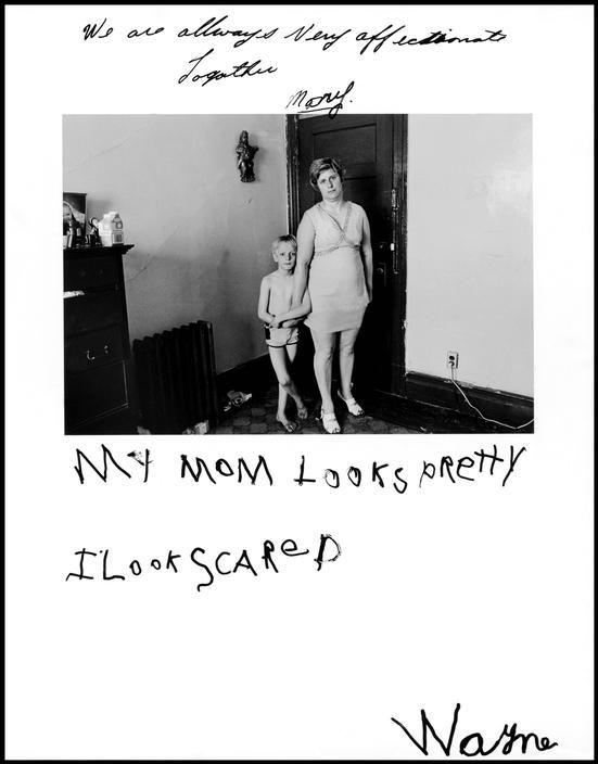 "Jim Goldberg's Poignant ""Rich and Poor"" Series #jimgoldberg #photography #sanfrancisco"