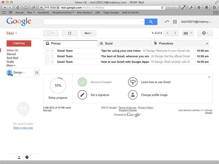 Gmail - Step