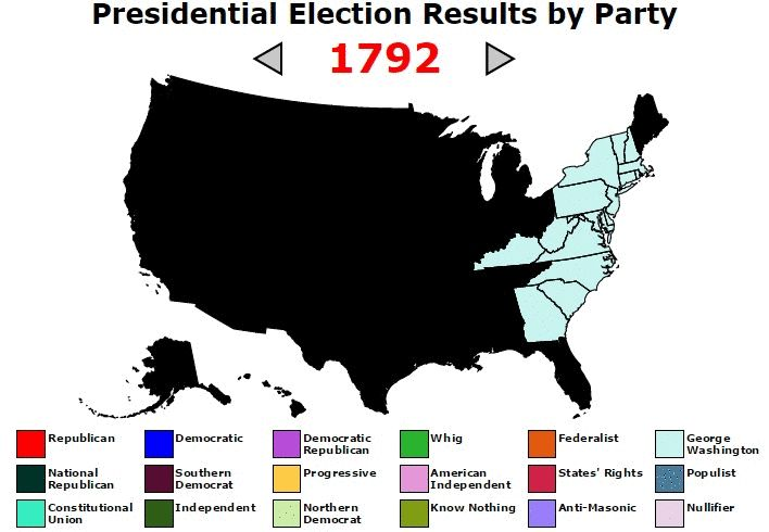 an analysis of presidential election in american history Us election statistics: a resource guide a statistical history of the american presidential elections a handbook of american presidential election.