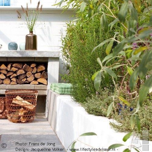 25 beste idee n over frans terras op pinterest openlucht woonruimtes kalksteen patio en - Buitentuin ontwerp ...