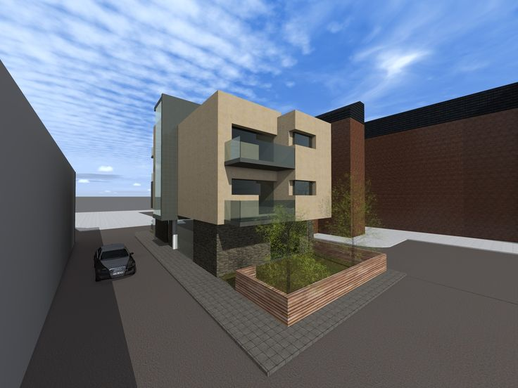 House in Browning street for LDA Architects