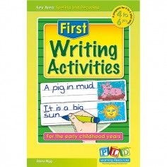 First Writing Tasks for the early childhood years