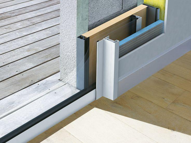 Las 25 mejores ideas sobre puertas correderas de aluminio - Puertas de aluminio correderas ...