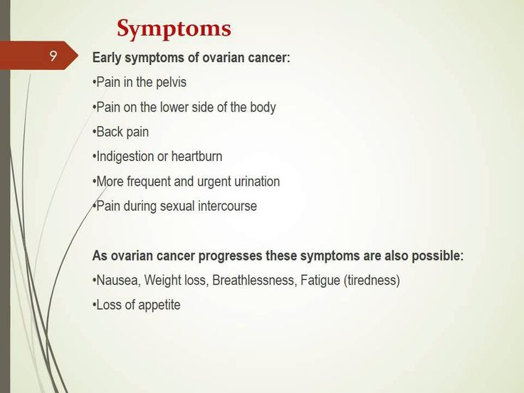Ovarian Cancer : Symptoms, Treatments, Prognosis, Stages, Causes, Tests and Screening - WATCH VIDEO HERE -> http://bestcancer.solutions/ovarian-cancer-symptoms-treatments-prognosis-stages-causes-tests-and-screening    *** ovarian cancer causes and symptoms ***   Ovarian cancer is diagnosed in an estimated 20,000 women in the U.S. each year. Find in-depth ovarian cancer information here including its diagnosis, symptoms, and treatments. Ovarian cancer warning signs include on
