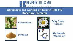 Beverly Hills MD Dark Spot Remover - YouTube