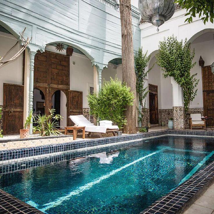 Luxury swim the glamorous ife pinterest terrasse - Fliesen mexikanischer stil ...