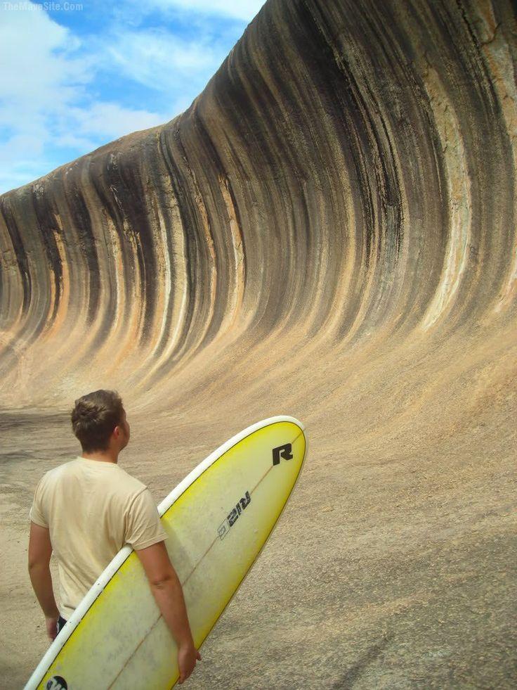 Wave Rock Western Australia  www.thekimberleycollection.com.au
