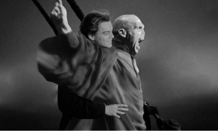 Titanic meets Harry potter