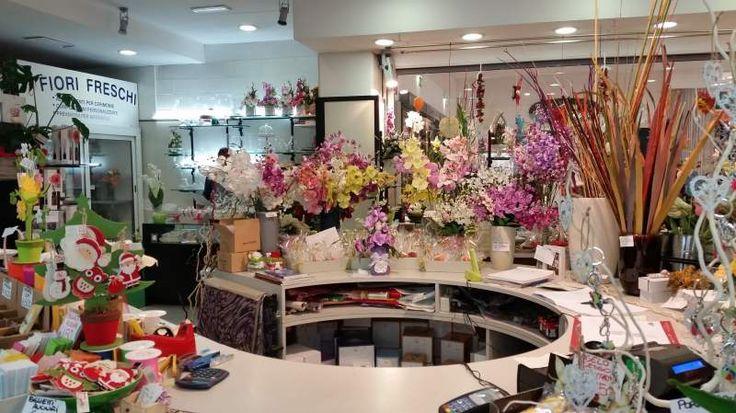 Negozio fiori oggettistica bomboniere