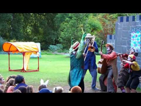 The Wind in the Willows – The Australian Shakespeare Company