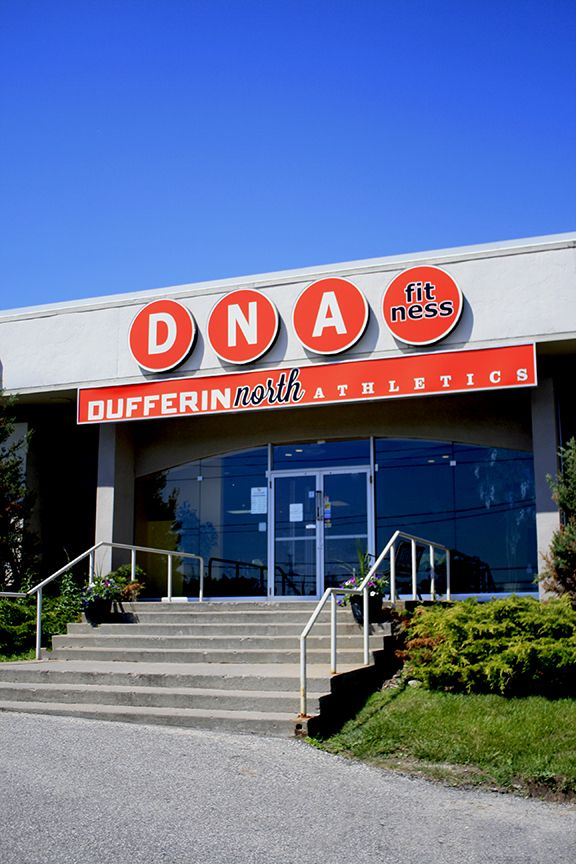 Welcome to Dufferin North Athletics: North York's #1 Destination for Fitness & Cross Training