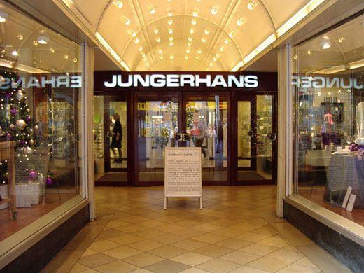 Jungerhans Rotterdam, ooit één van de mooiste winkels van Rotterdam. Mooie spullen in een mooi pand.