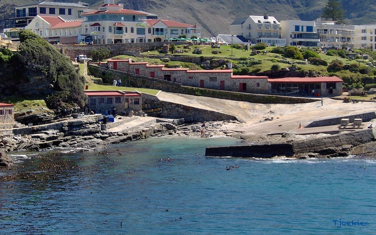 Old Harbour - Hermanus - Cape Coast - South Africa