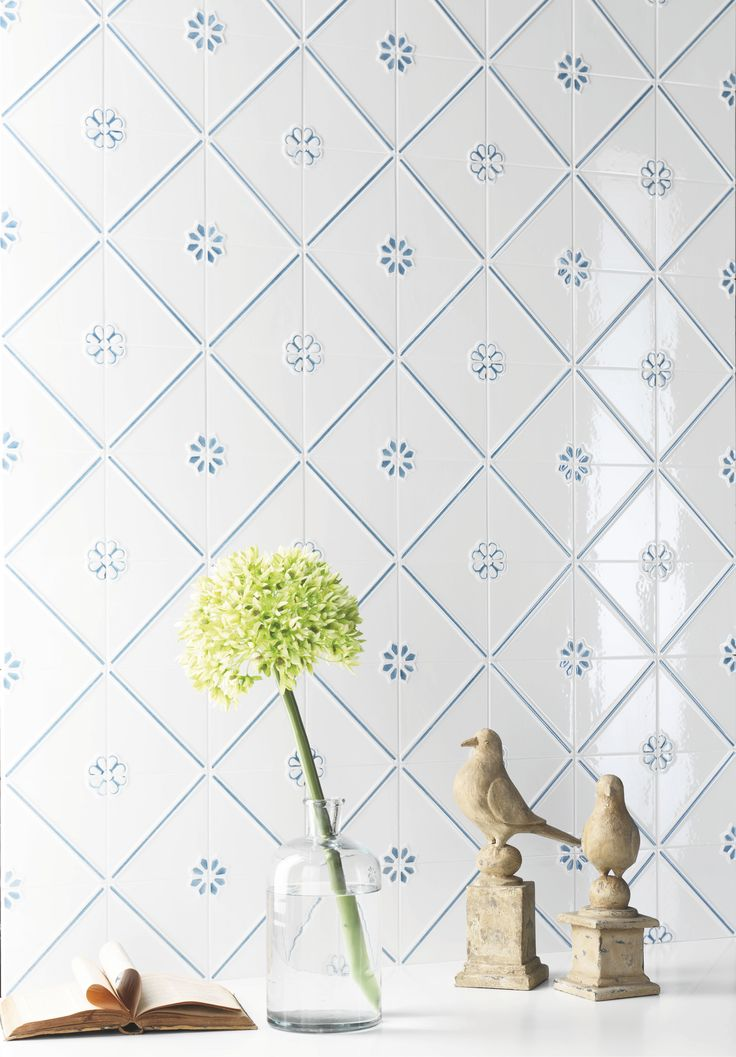 No 1482 Cute and Comfy wall tile range