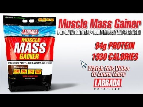 Labrada's MUSCLE MASS GAINER - Gain Muscle and Mass Fast! - Another new release to hit our shelves next Tuesday - reserve your bag today - pre order by IN BOXING us on FB or phone order