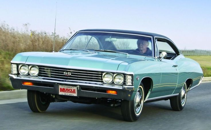 1967 Chevrolet Impala SS 427.
