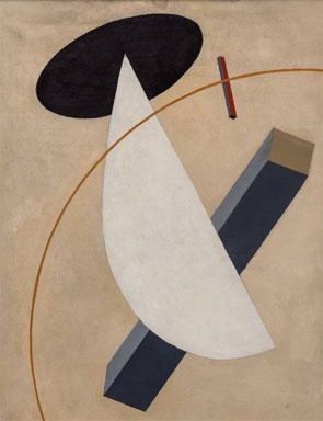Van Abbemuseum in Eindhoven announces unknown painting by El Lissitzky discovered