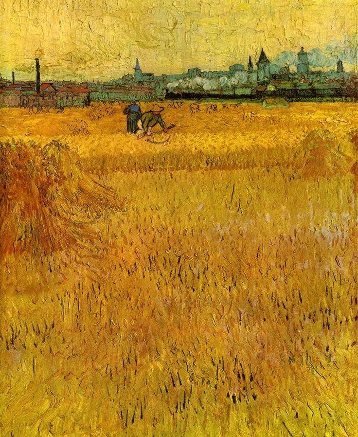 Plz enjoy Gogh. Have a nice day. #Vincent v.Gogh (1853-1890)