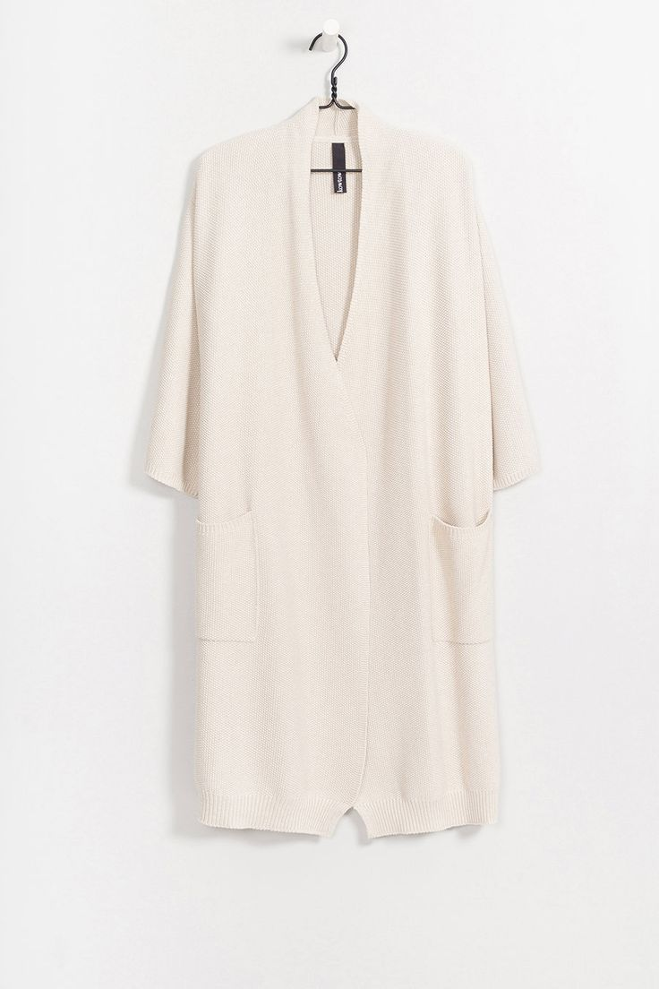 kowtow - 100% certified fair trade organic cotton clothing - Park Cardigan