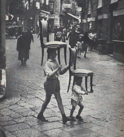 Palermo, anni 60, enzo sellerio