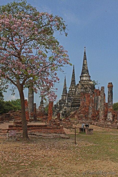 Ayutthaya, Thailand - A bike and boat tour of the Royal Kingdom